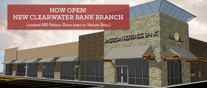 Clearwater Branch Announcement