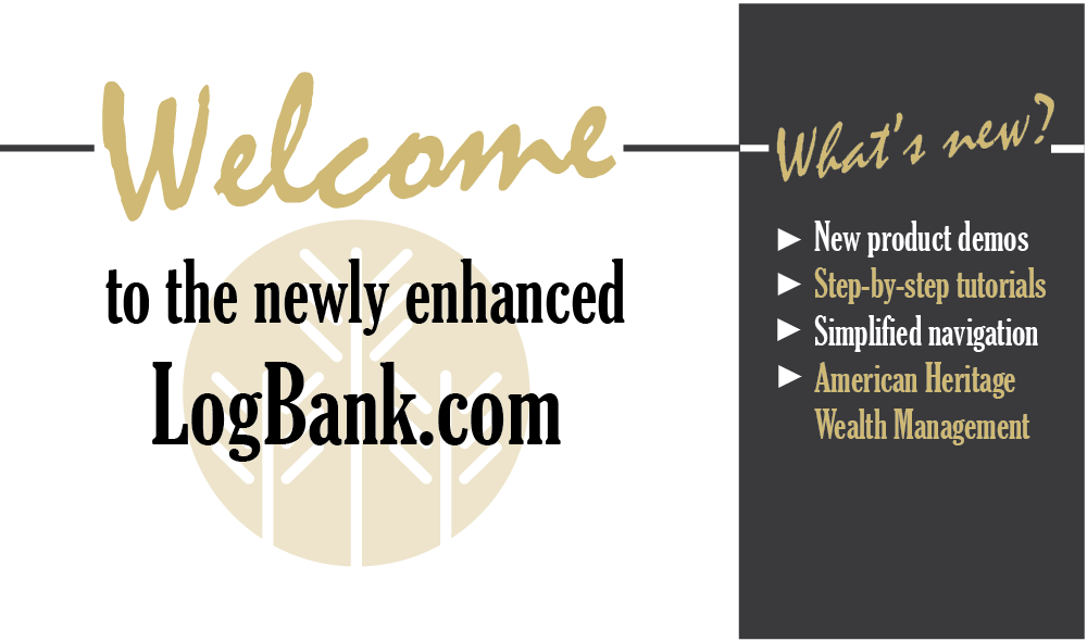 Welcome to newly enhanced logbank
